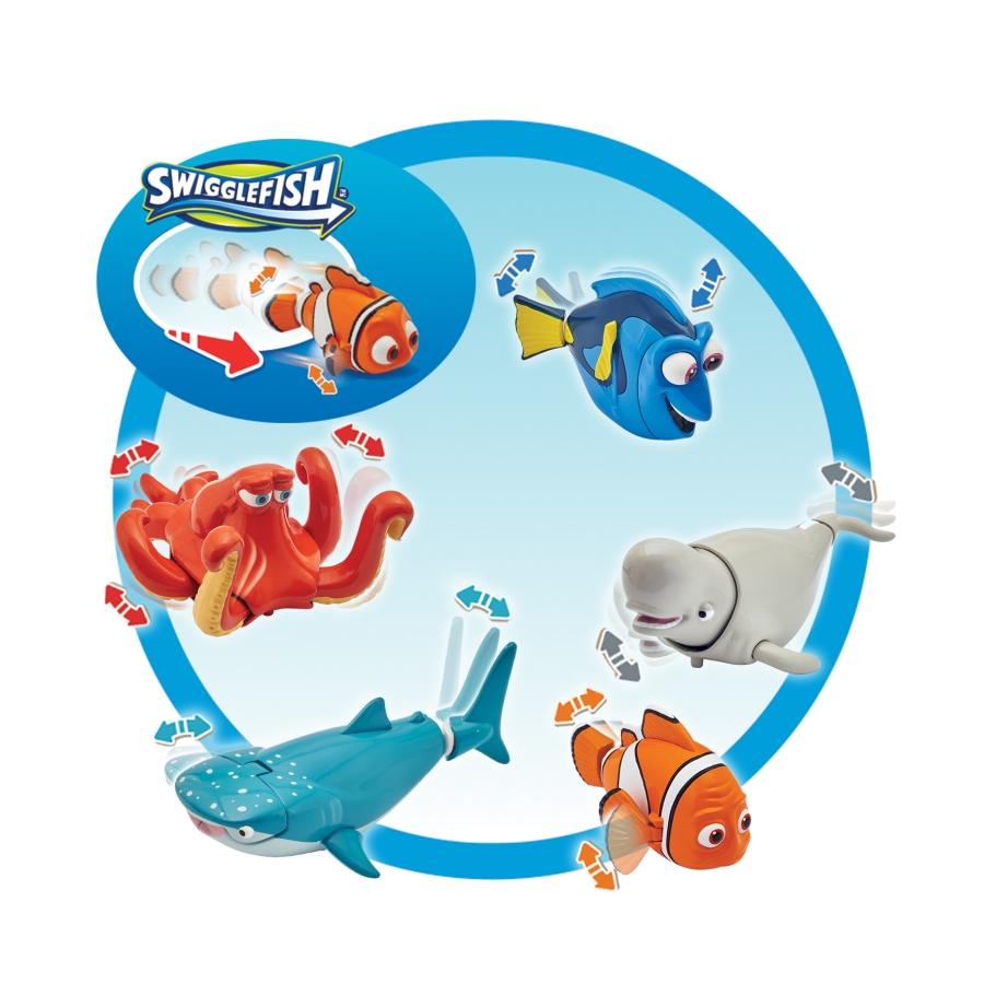 Visu Swigglefish